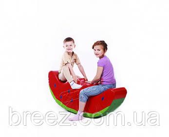 Детские мягкие качалки Арбузик KIDIGO, фото 2