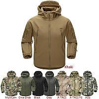 Тактическая куртка штурмовка ветровка ESDY TAD V4.0 Softshell 12 расцветок