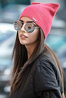 Шапка женская 169 (4 цв), шапки оптом, в розницу, шапки от производителя, дропшиппинг бежевый