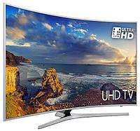Телевизор Samsung UE65MU6502 (PQI 1600 Гц, Ultra HD 4K, Smart, Wi-Fi, DVB-T2,изогнутый экран)