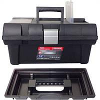Ящик для інструментів 16 Staff Semi Profi Alu 415*226*200 Haisser HAISSER 90014 | Ящик для инструмента