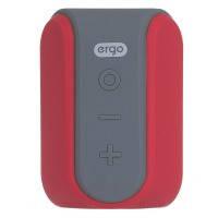 Портативная беспроводная блютуз колонка ergo bts-520 red bluetooth