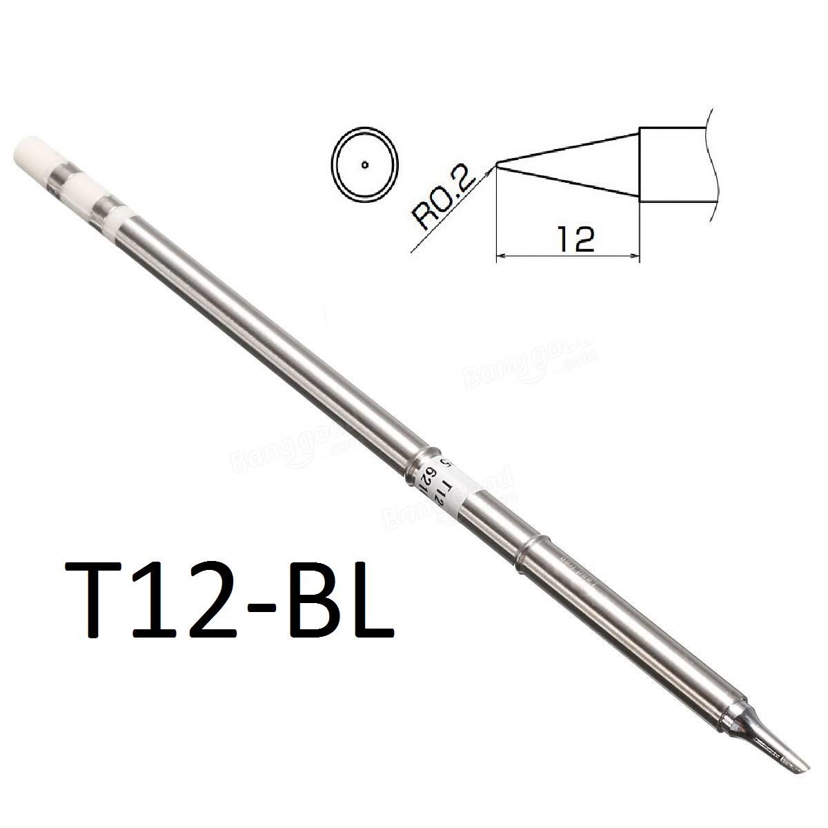 Жало для паяльника Т12 для паяльных станций T12-BL