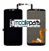 Оригинальный Дисплей (Модуль) + Сенсор (Тачскрин) для Huawei Honor 3C Lite (Holly-U19) (Черный)