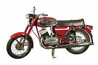 Запчасти на мотоцикл ЯВА