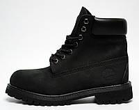 Женские ботинки Timberland, черные