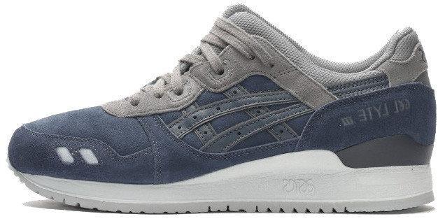 f986dd4d65fa Мужские кроссовки Asics Gel Lyte III Georgetown Blue Grey асикс, гель лайт