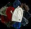 Шапка удлиненная на флисе женская м 7058, разные цвета, фото 2
