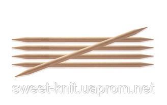 Спицы носочные 20 см Basix Birch Wood KnitPro