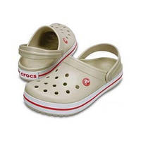 CROCS CROCBAND STUCCO MELON Унисекс, 43 размер
