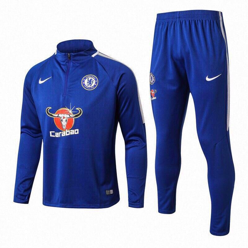 Купить Спортивный (тренировочный ) костюм Челси (Chelsea ) 2017-2018 ... 76fabbc8537
