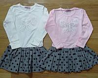 Платье для девочек оптом, F&D, 3/4-7/8 лет,  № 9651, фото 1