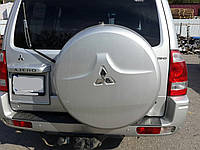 Чехол запаски Mitsubishi Pajero Wagon 3, 2004, MR961190