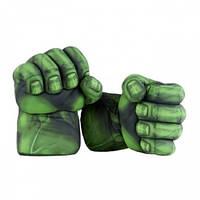 Перчатки руки Халка