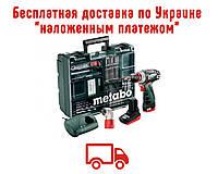 Аккумуляторный шуруповерт Metabo PowerMaxx BS Quick Pro Mobile Workshop NEW