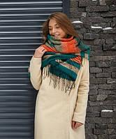 Женский шарфик модных цветов