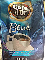 Молотый кофе Cafe D`or Blue, 500г