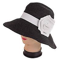 Шляпа Del Mare Шляпа женская DEL MARE (ДЕЛЬ МАРЕ) 041401037-01