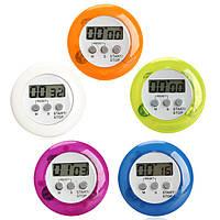 5х кухонный таймер на магните, секундомер, будильник электронный