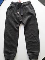 Утепленные серые спортивные штаны Next