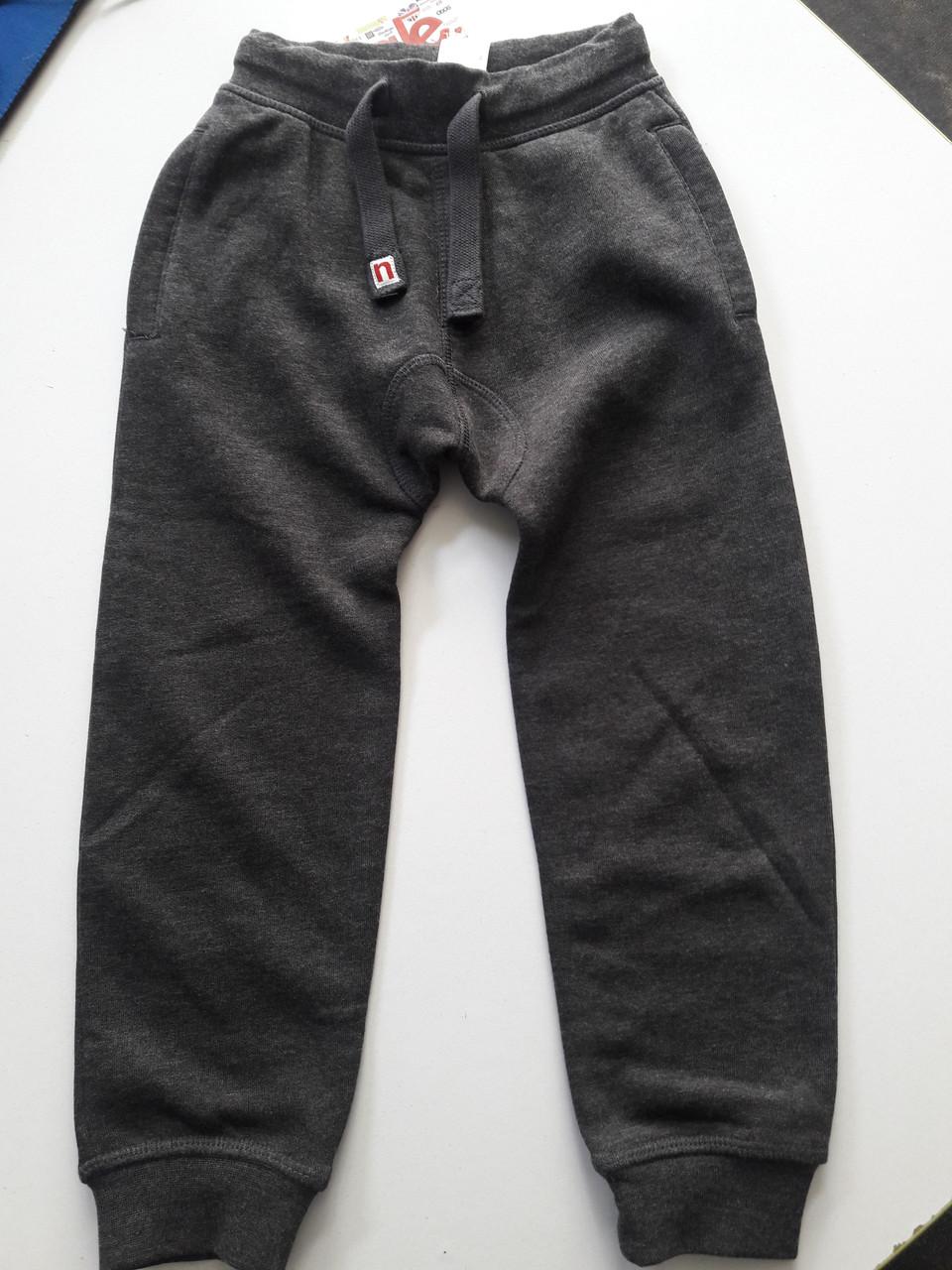 Утепленные серые спортивные штаны Next - Интернет-магазин