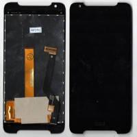 Дисплей (LCD) HTC 628 Desire Dual Sim с сенсором черный