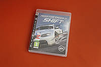 Диск лицензия PS3 NFS Shift eng