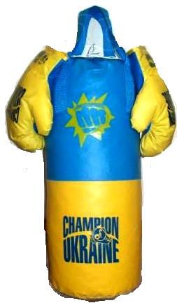 Набор для бокса Ukraine, средний