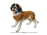 Собака Сенбернар 50 см
