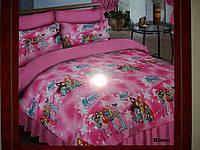 Комплект постельного белья для девочки, 1.5 ка, Вилюта