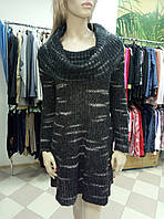 Теплое платье - туника от Benetton