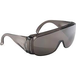 Очки защитные открытого типа Сибртех (зетемненные)