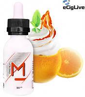 Premium M Orange. 30 мл. Премиум жидкость для электронных сигарет.