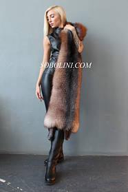 "Week of fur fashion in Ukraine. Меховые изделия ТМ""Соболини"""