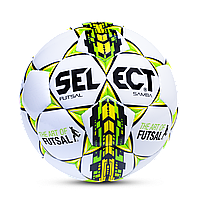 М'яч для футзалу Select Futsal Samba IMS Approved 106343-W розмір 4