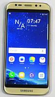 Китайский мобильный телефон Samsung S8 mini   2 сим,5,1 дюйма,4 ядра,5 Мп, IPS\3G.