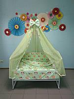 Детское постельное белье 8 в 1