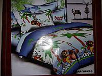 Комплект постельного белья для мальчика, 1.5 ка, Вилюта