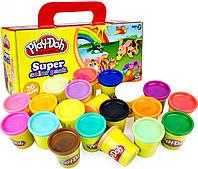 Набор пластилина Play Doh A7924 Hasbro, 20 баночек