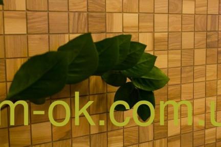 Мозаика деревянная MODEL 45 0,282х0,282 м Ясень натуральній