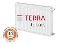 Радиатор стальной панельный TERRA teknik тип 22 500х2200 боковое подключение, фото 1