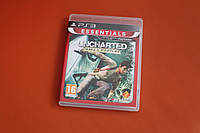 Диск лицензия PS3 Uncharted 1 Eng