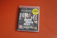 Диск лицензия PS3 GTA4 Episodes from Liberty City Eng
