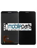 Оригинальный Дисплей (Модуль) + Сенсор (Тачскрин) для  Huawei Honor 7i (Черный)