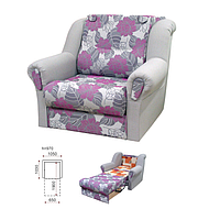 """Кресло-кровать """"Тесей New"""""""