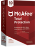 Антивирус Total Protection (1 год, 1пк) McAfee