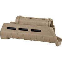 Цевье Magpul AKM Hand Guard для АК47/74.,песочн. + сертификат на 100 грн в подарок (код 186-329551)