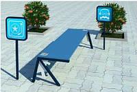 """Дизайн уличной мебели для компании """"Киевстар"""""""