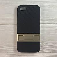 Чехол прорезиненный Remax Ipaky со съемным пластиковым бампером для iPhone 5