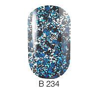 Гель-лак для ногтей Naomi  Brilliant Collection №234